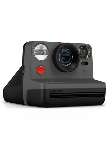 Polaroid Now Siyah Instant Fotoğraf Makinesi Siyah